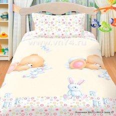 Детское постельное белье Баюшки 3 (поплин)