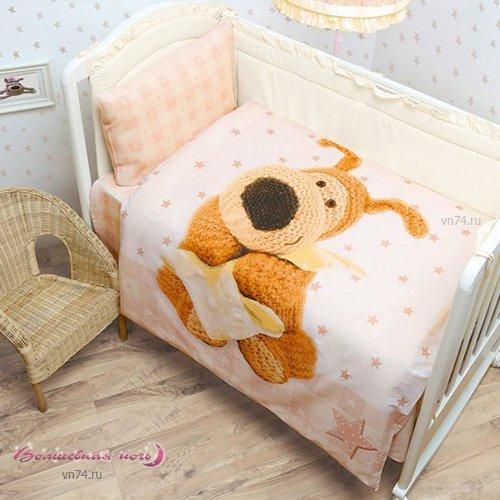 Детское постельное белье Mona Liza Boofle (бязь-люкс)