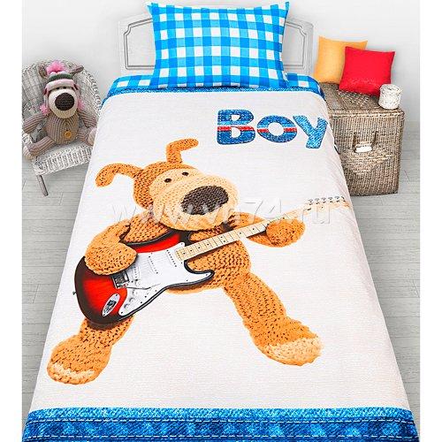 Детское постельное белье Mona Liza Boofle Boy (бязь-люкс)