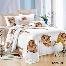 Постельное белье Felicita Котёнок (микросатин)