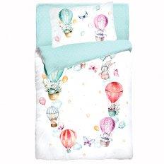 Детское постельное белье Облачко Charm (бязь-люкс)
