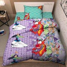 Детское постельное белье Тинейджер Disney Мулан (бязь-люкс)
