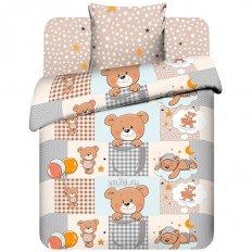 Детское постельное белье Тинейджер 9258/1 (бязь-люкс)