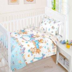 Детское постельное белье Арт-постель Детство (бязь-люкс)
