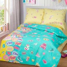 Детское постельное белье Арт-постель Креатив (бязь-люкс)