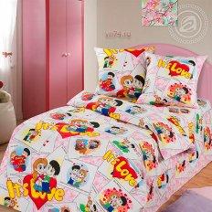 Детское постельное белье Арт-постель Очаровашки (бязь-люкс)