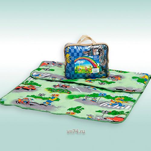 Детское одеяло облегченное степ NeSaDen Эколайф (поликоттон)