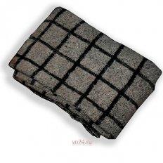 Одеяло классическое эконом VLADI оверлок овечья шерсть