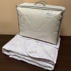 Одеяло всесезонное NeSaDen глосс-сатин в чемодане