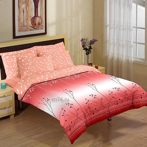 Постельное белье Arya Classi VIOlET красный (бязь-люкс)