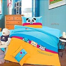 Детское постельное белье Arya Carson (сатин)