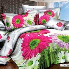Постельное белье Arya Colorful Daisy (сатин)