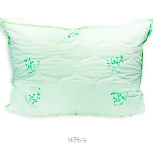 Подушка Бамбук-Эконом ПБэ-57 (микрофибра)