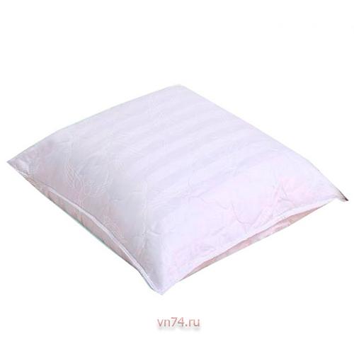Подушка NeSaDen Мирослава лебяжий пух (сатин)