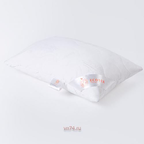 Детская подушка бамбук 40 x 60 Экотекс (хлопок)