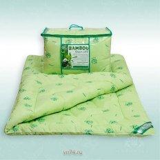 Одеяло облегченное NeSaDen Бамбук-Стандарт (хлопок)