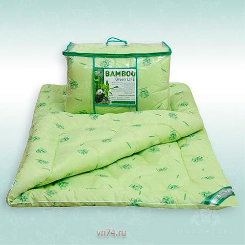 Детское одеяло облегченное NeSaDen Бамбук-Стандарт (хлопок)