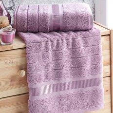 Полотенце махровое Nusa Elegans лиловый