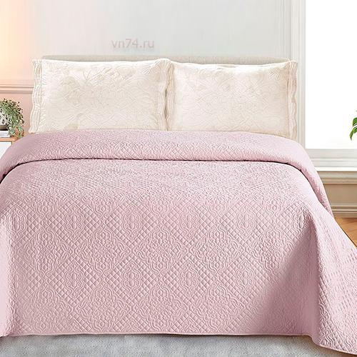 Покрывало Cleo Andora 033-AD розовый