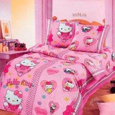 Детское постельное белье Арт-постель Бантики (бязь-люкс)