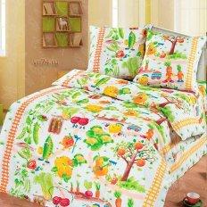 Детское постельное белье Арт-постель Веселый огород (бязь-люкс)