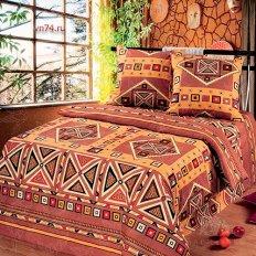 Постельное белье Арт-постель Африка (бязь-люкс)