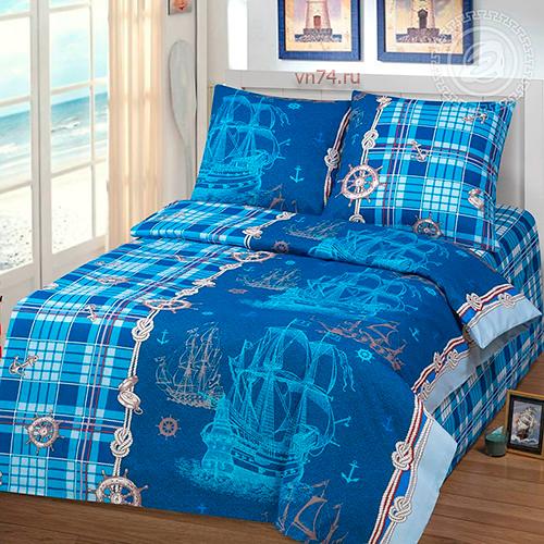 Постельное белье Арт-постель Бригантина (бязь-люкс)