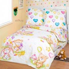 Детское постельное белье Арт-постель Именины (бязь-люкс)