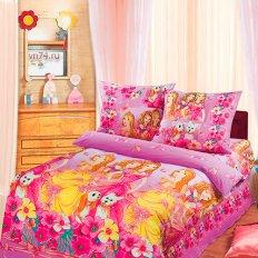 Детское постельное белье Арт-постель Красавицы роз. (бязь-люкс)