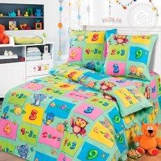 Детское постельное белье Арт-постель Забавный счет (бязь-люкс)