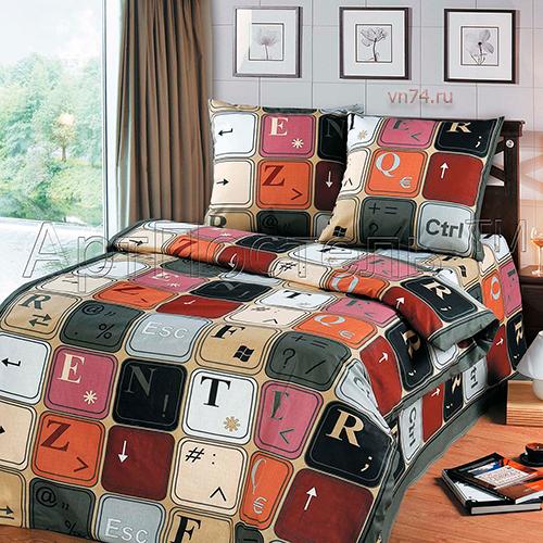 Детское постельное белье Арт-постель Клавиатура (бязь-люкс)