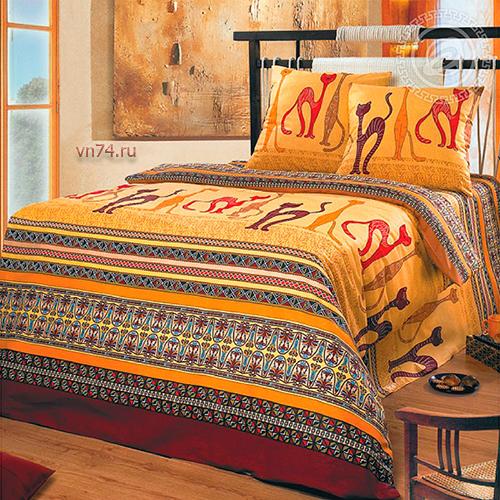 Постельное белье Арт-постель Кошки (бязь-люкс)