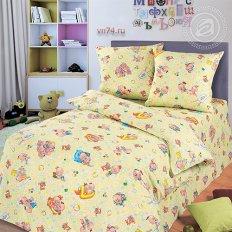 Детское постельное белье Арт-постель Лапушки (бязь-люкс)