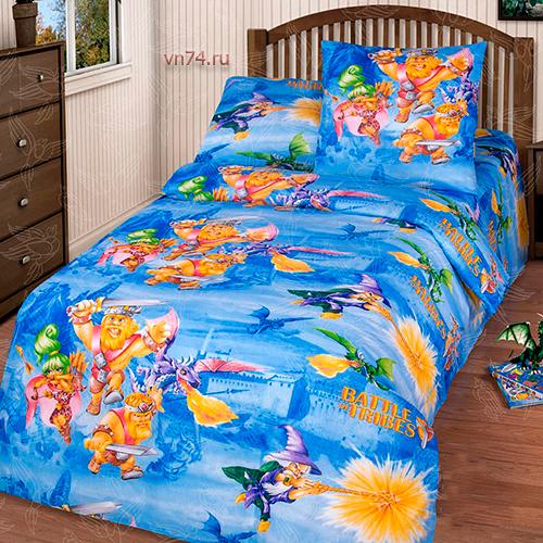 Детское постельное белье Арт-постель Легенда (бязь-люкс)