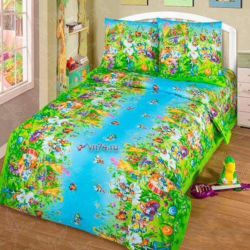 Детское постельное белье Арт-постель Маленькая страна (бязь-люкс)