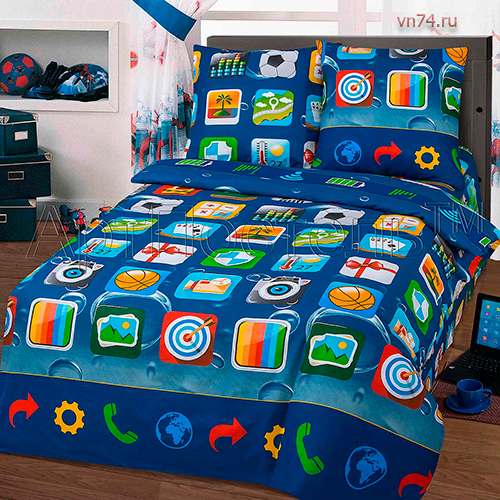 Детское постельное белье Арт-постель Матрица (бязь-люкс)