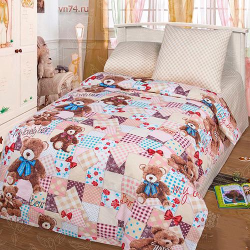 Детское постельное белье Арт-постель Мой медвежонок (бязь-люкс)