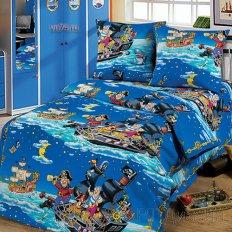 Детское постельное белье Арт-постель Пираты (бязь-люкс)