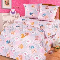 Детское постельное белье Арт-постель Пуговка (бязь-люкс)