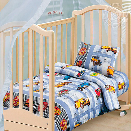 Детское постельное белье Арт-постель Ретро (бязь-люкс)