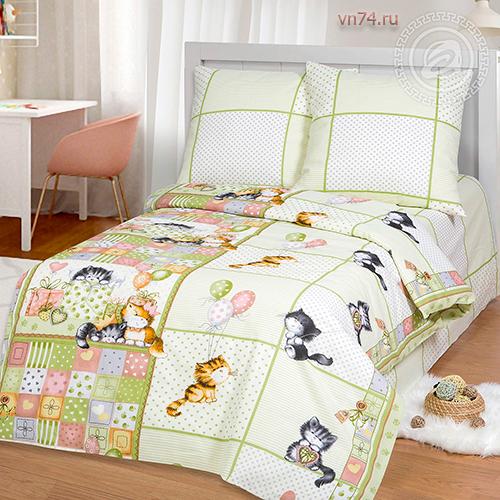 Детское постельное белье Арт-постель Шалунишки (бязь-люкс)