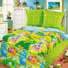 Детское постельное белье Арт-постель Смешарики (бязь-люкс)