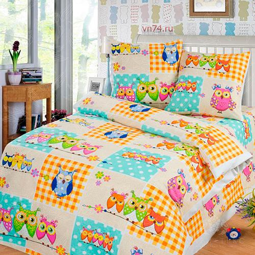 Детское постельное белье Арт-постель Соня (бязь-люкс)