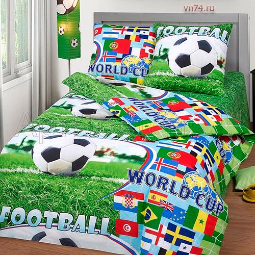Детское постельное белье Арт-постель Спорт (бязь-люкс)