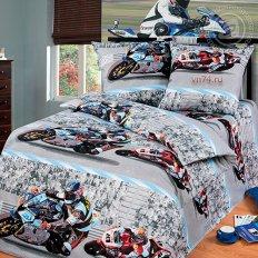 Детское постельное белье Арт-постель Супербайк (бязь-люкс)