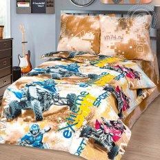 Детское постельное белье Арт-постель Техно (бязь-люкс)