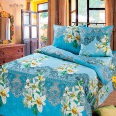 Постельное белье Арт-постель Лилия (бязь-люкс)