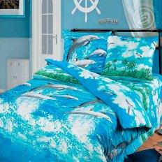 Постельное белье Арт-постель Морской бриз (бязь-люкс)