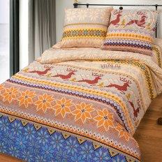 Постельное белье Арт-постель Норвежская сказка (бязь-люкс)