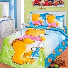 Детское постельное белье Арт-постель Давай дружить (сатин)